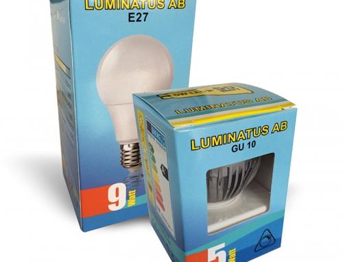 Förpackning Luminatus
