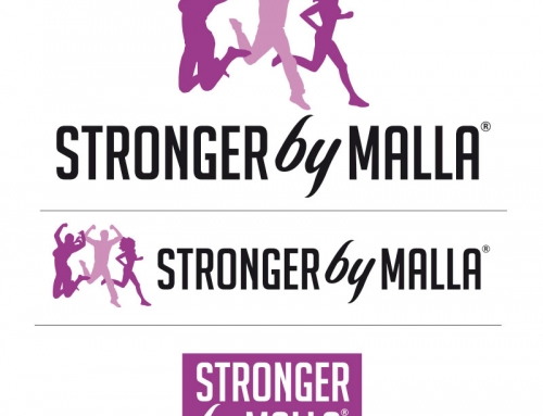Logo Stronger by Malla